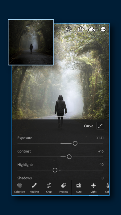 Download Adobe Lightroom: Photo Editor for Android
