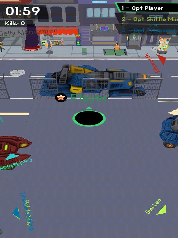 Blackhole - Eat them All screenshot 9
