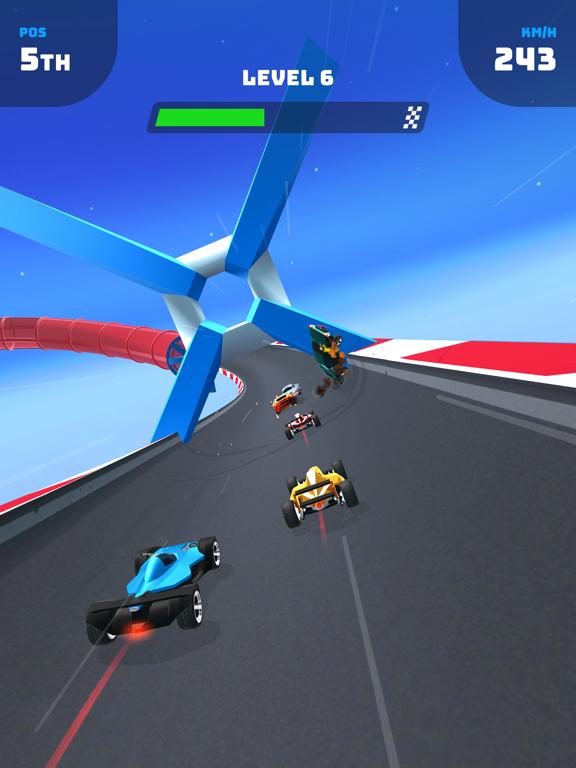 レースマスター 3D (Race Master 3D)のおすすめ画像1