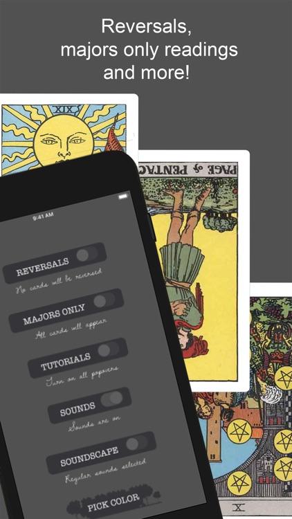 Tarot Simple: Cards & Readings screenshot-6