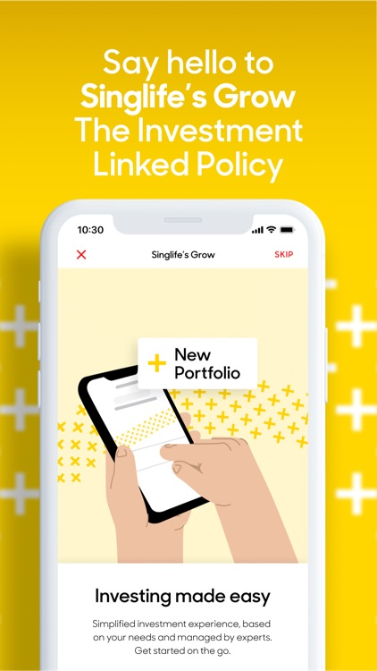 Singlife | Investing & Saving screenshot-8