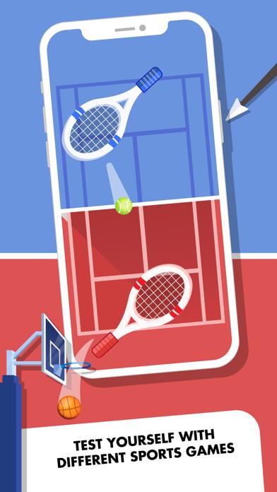 2人用ゲーム-スポーツ紹介画像1