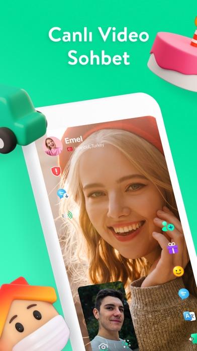 Azar - Video Chat, Keşfet iphone ekran görüntüleri