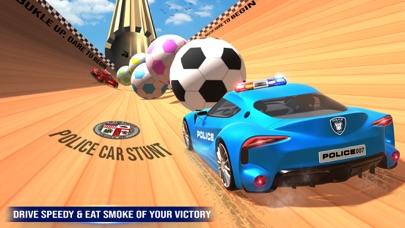 Police Car Chase: Speed Crash紹介画像1