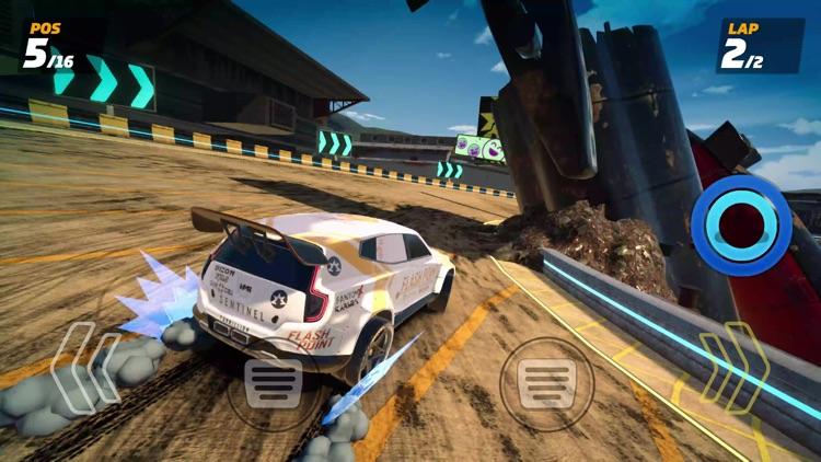 Detonation Racing screenshot-8