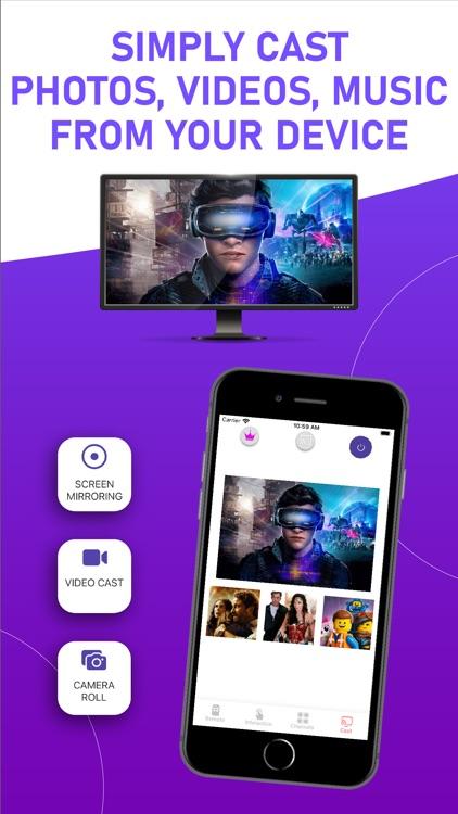 Remote Control for Roku TV Rok screenshot-6
