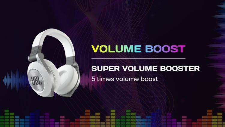 Bass & Volume BOOSTER screenshot-4