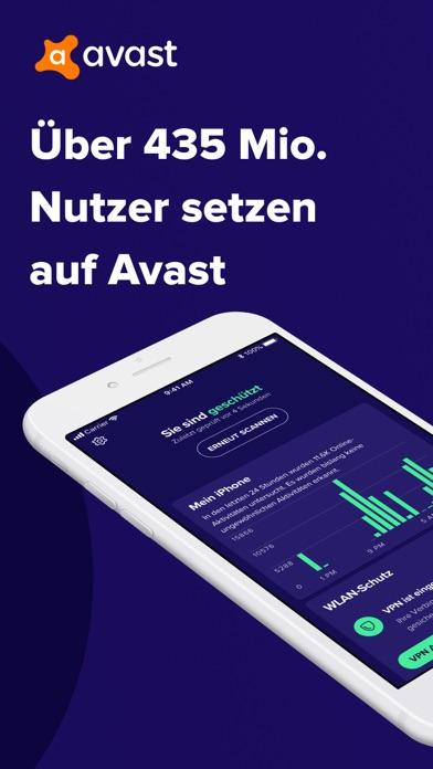 Avast SicherheitScreenshot von 1
