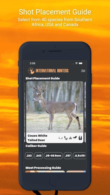 International Hunters screenshot-5