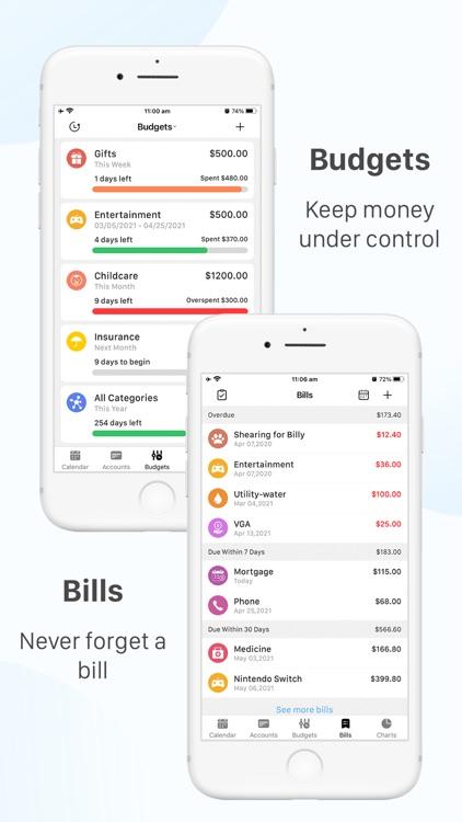 Account Tracker - bWallet screenshot-4