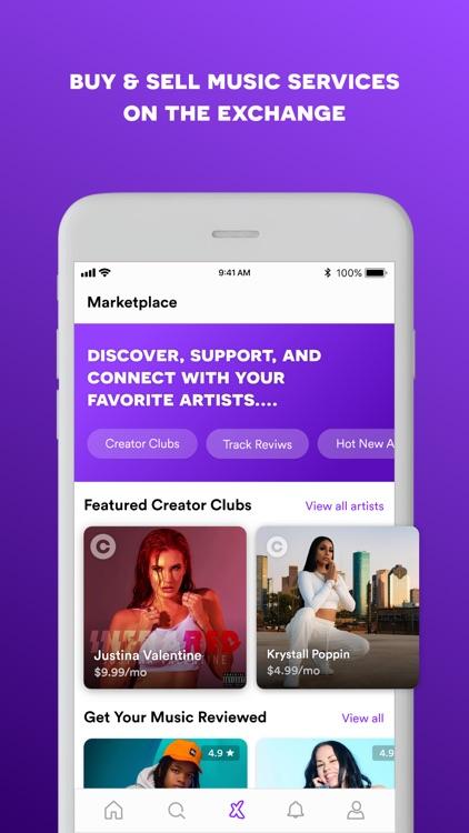 LÜM | Home for Artists & Fans screenshot-4