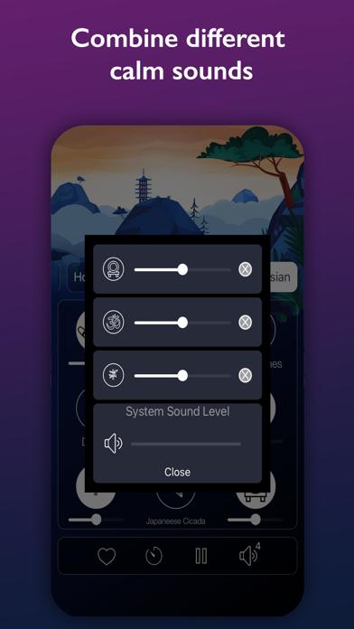 Calm Sounds screenshot 8