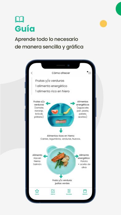 BLW Ideas Screenshot