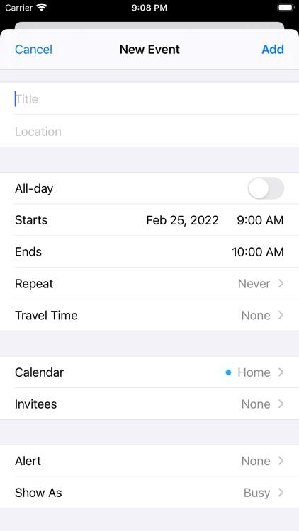 Bahá'í Calendar screenshot-6