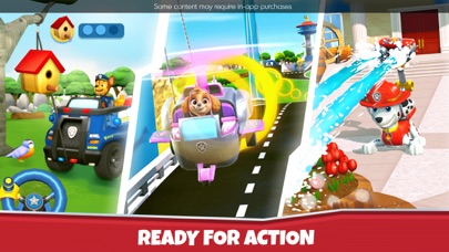 PAW Patrol Rescue World screenshot 2