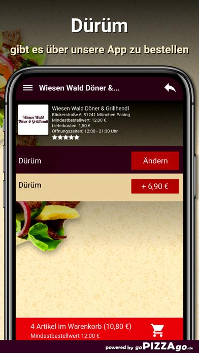 Wiesen Wald Döner screenshot 5
