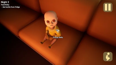 The Baby In Yellow