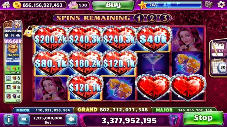 Jackpot Party - Casino Slots screenshot-6