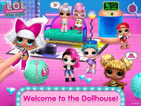 L.O.L. Surprise! Disco House screenshot 9
