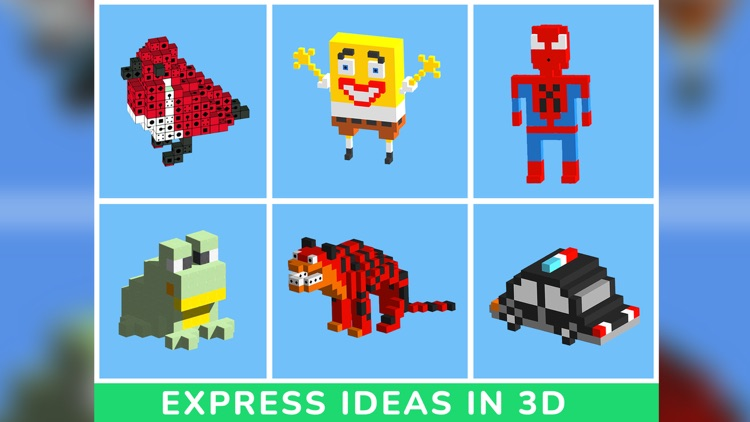 Maker Studio: Kids Block Craft