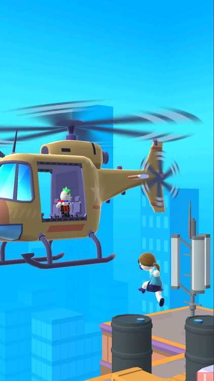 Helicopter Escape 3D screenshot-3