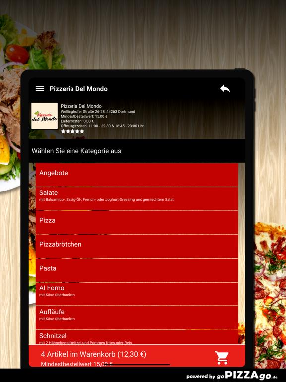 Pizzeria Del Mondo Dortmund screenshot 8