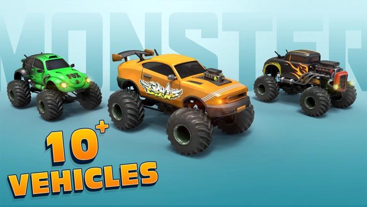 Monster Truck Race Simulator screenshot-3