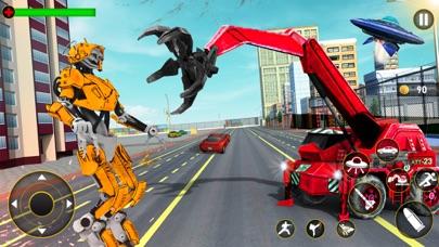 グランドショベルロボットゲーム紹介画像2