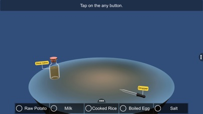 Test for Starch in Food Sample screenshot 3