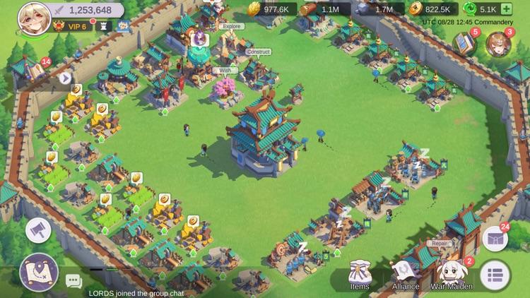 Dawn of Dynasty screenshot-5