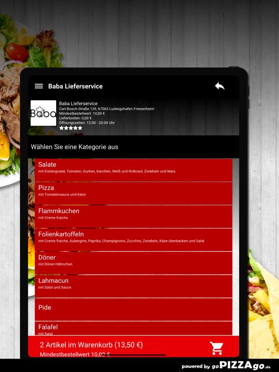 Baba Ludwigshafen Friesenheim screenshot 8
