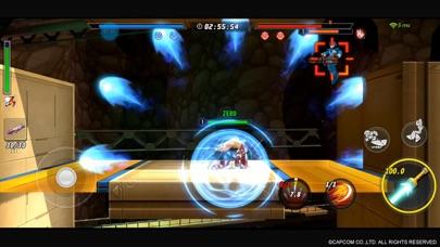 MEGA MAN X DiVE - MOBILE screenshot 2