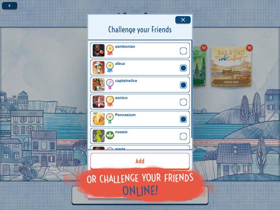 Railroad Ink Challenge screenshot 20