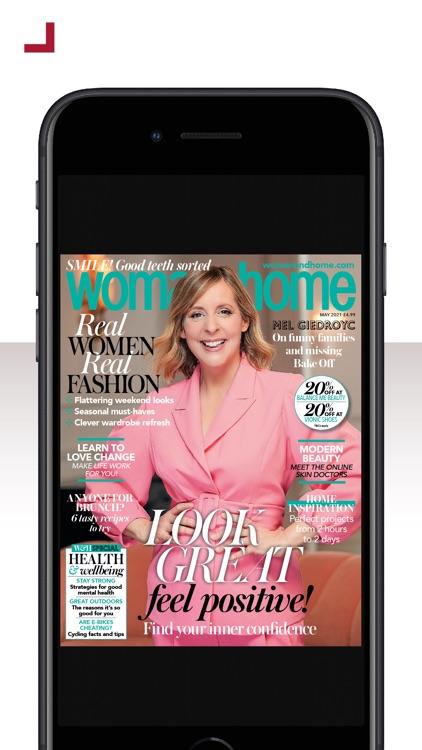 Woman & Home Magazine INT