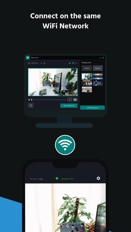 XSplit Connect: Webcam screenshot-4