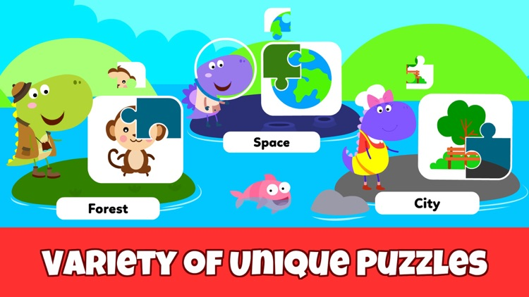 Toddler Puzzle Games for Kids~ screenshot-7