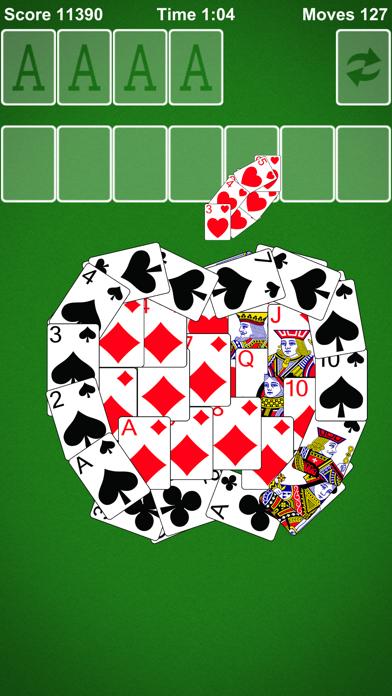 ソリティア -- 無料のクラシックカードゲーム(ソリティア)紹介画像6