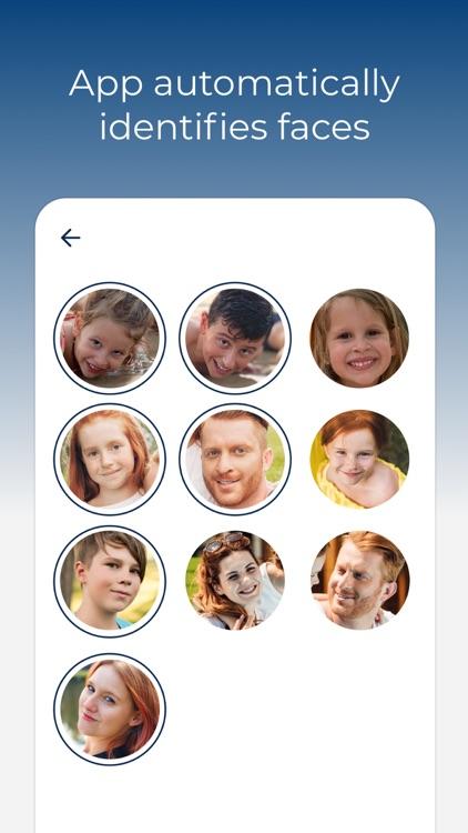 Face/Face Photo Similarity App screenshot-3