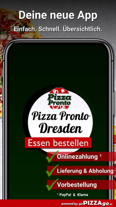 Pizza Pronto Dresden screenshot 1