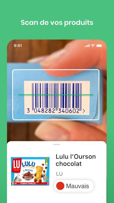 Yuka - Scan de produits