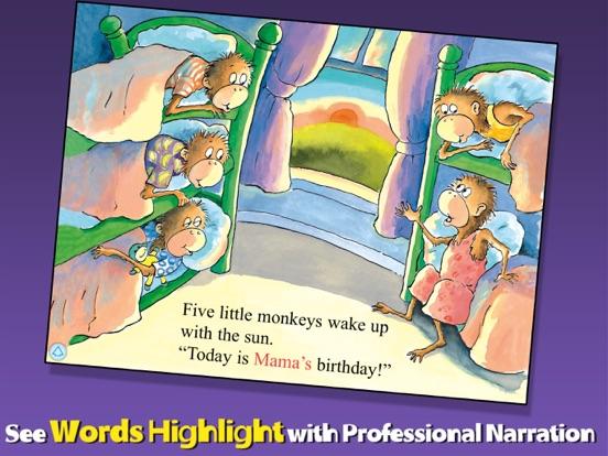 5 Little Monkeys Collection #1のおすすめ画像2