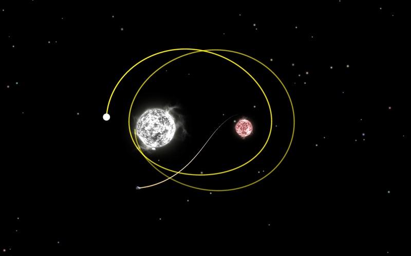 Planet Gravity - PhysicalOrbit screenshot 4