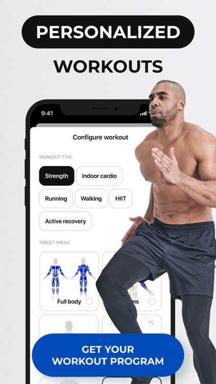 Zing Coach™: Home Fitness Plan