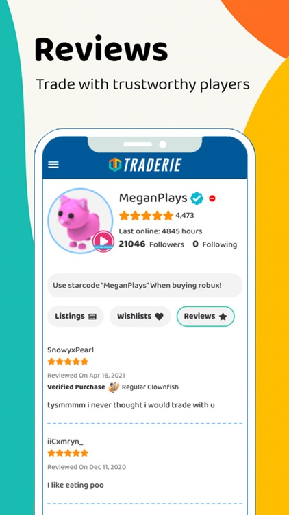 Traderie screenshot-4