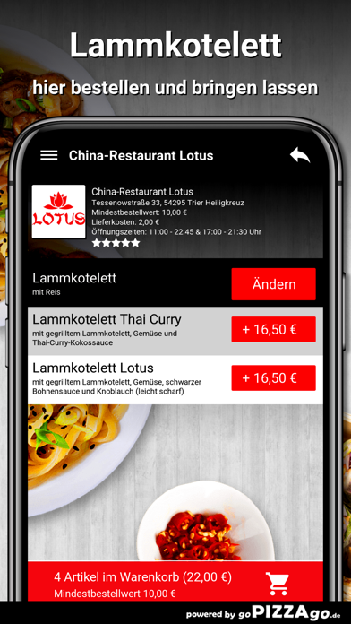 Lotus Trier Heiligkreuz screenshot 6