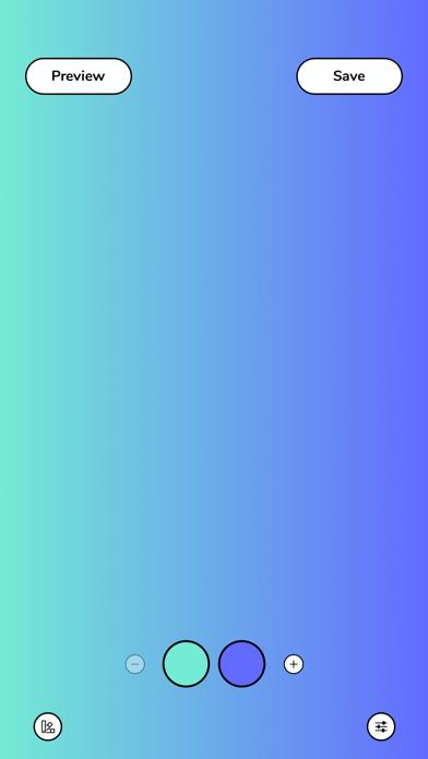 MyGradient: Wallpaper Maker screenshot 4