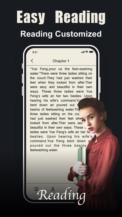 Love WebNovel - Read Stories screenshot-3