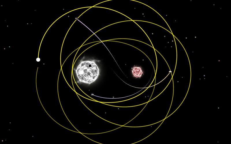Planet Gravity - PhysicalOrbit screenshot 6