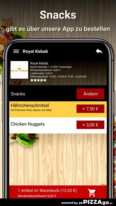 Royal Kebab Twistringen screenshot 6