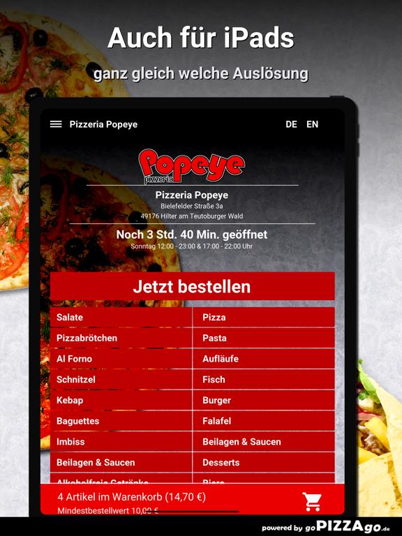 Pizzeria Popeye Hilter screenshot 7